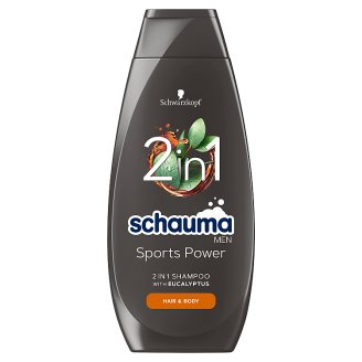 Schauma Men Shampoo Sports 400 ml