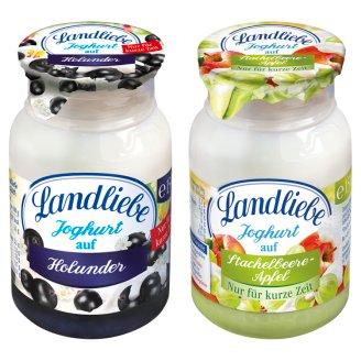 Landliebe Layered, Flavoured Yoghurt 150 g