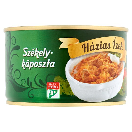 Házias Ízek Pork Stew with Sauerkraut 400 g