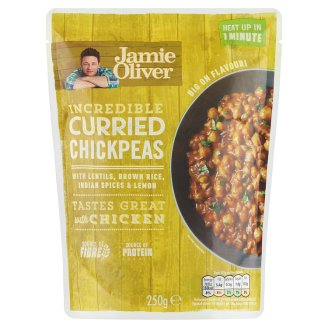 Jamie Oliver Incredible Curried Chickpeas 250 g