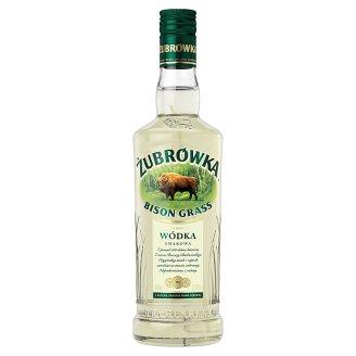 Zubrowka Bison Grass ízesített vodka 37,5% 0,5 l