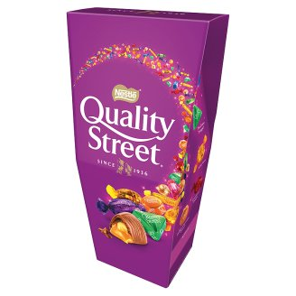Quality Street Mixed Filled Milk, Dark Chocolate and Milk Caramel 257 g