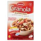 Emco Granola gluténmentes müzli eperrel és mandulával 340 g