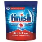 Finish All in 1 Max Dishwasher Tablets 22 pcs