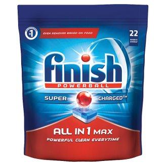 Finish All in 1 Max mosogatógép-tabletta 22 db
