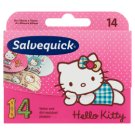 Salvequick Hello Kitty Plaster 14 pcs