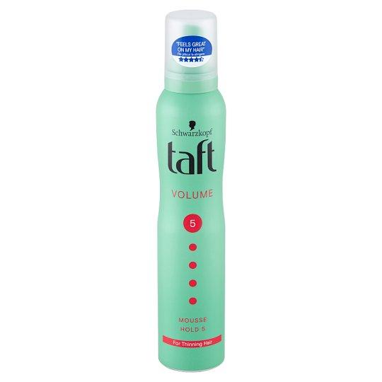 Taft Hair Mousse Mega Strong & Volume 200 ml