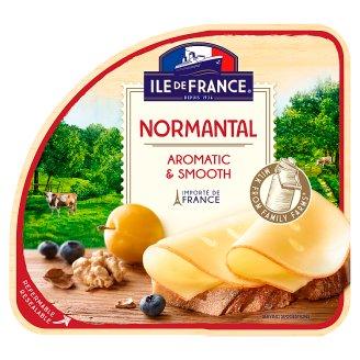 Ile de France Normantal Sliced Fat Semi-Hard Cheese 100 g
