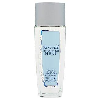 Beyoncé Shimmering Heat női hajtógáz nélküli pumpás parfüm dezodor 75 ml