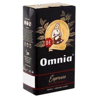 Douwe Egberts Omnia Espresso Roasted Ground Coffee 250 g