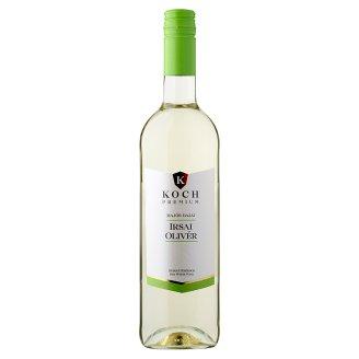 Koch Premium Hajós-Bajai Irsai Olivér száraz fehérbor 11,5% 0,75 l
