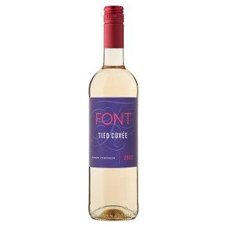 Font Duna-Tisza közi Tied Cuvée száraz fehérbor 12% 750 ml