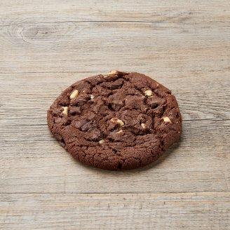 Kiolvasztott tripla csokis süti 72 g