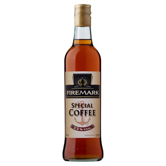 Firemark Special Coffee Spirit Drink 33% 500 ml