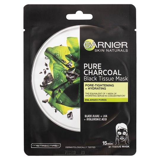 Garnier Skin Naturals Pure Charcoal Purifying & Hydrating Pore-Tightening Mask 28 g