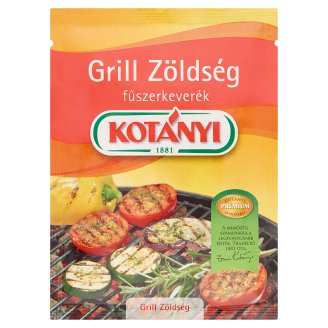 Kotányi Grill Vegetables Spice Mix 30 g