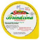 Brindzina Cow and Sheep Milk Made Fresh Soft Cheese 120 g