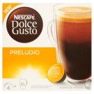 Nescafé Dolce Gusto Preludio őrölt pörkölt kávé 16 db 160 g