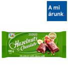 Tesco Milk Chocolate with Hazelnut 100 g