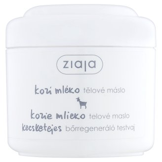 Ziaja Skin Repairing Body Butter with Goat Milk 200 ml