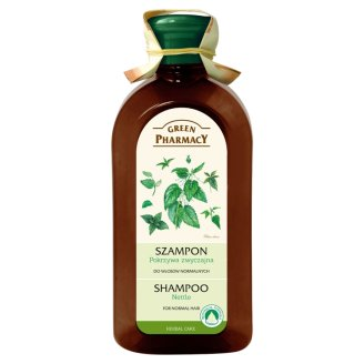 Green Pharmacy sampon normál hajra 350 ml