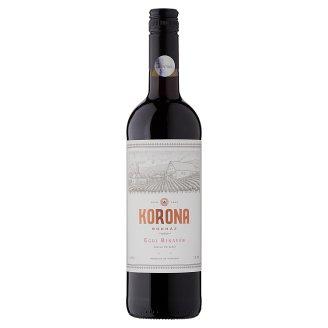 Egri Korona Borház Egri Bikavér száraz vörösbor 13% 750 ml