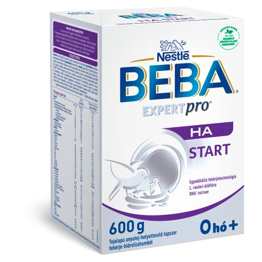 Beba Optipro HA Start Hypoallergenic Milk-Based Breast-Milk Substitute 0+ Months 600 g