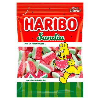 Haribo Sandía dinnyeízű gumicukorka 90 g