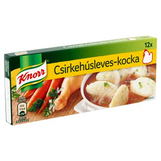 Knorr Chicken Bouillon Cube 12 pcs 120 g