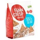 Finn Crisp Snacks rozs ropogós magkeverékkel és tengeri sóval 130 g