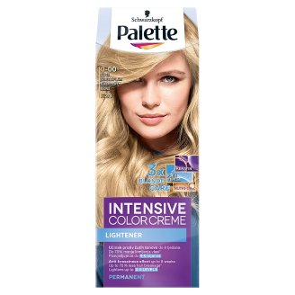 Schwarzkopf Palette Intensive Color Creme Intense Cream Hair Colorant 0-00 Ultra Light Blonde (E20)