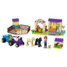 image 2 of LEGO Friends Mia's Foal Stable 41361