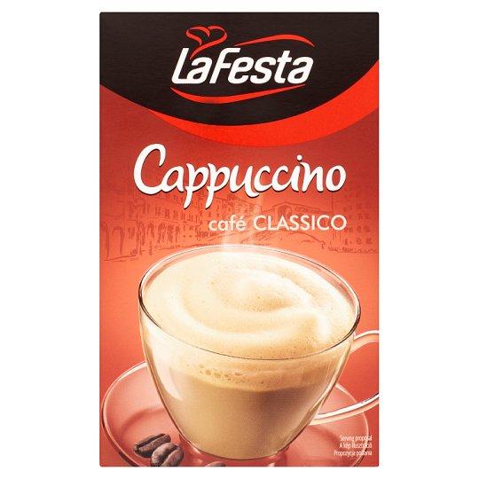 La Festa Cappuccino klasszikus instant kávéitalpor 10 db 125 g