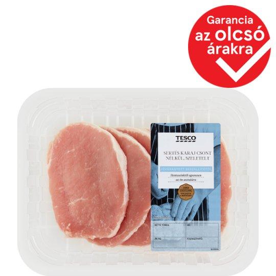 Tesco Pork Loin Slices Boneless 360 g