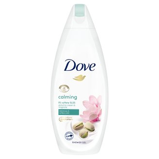 Dove Purely Pampering Nourishing Shower Gel with Pistachio Cream with Magnolia 250 ml