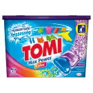 Tomi Max Power Color Liquid Washing Capsules 42 Washes 840 g