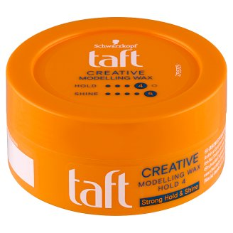 Taft Looks Modelling Wax Creative 75 ml