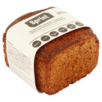 Sprint Chleb rozs-búza kenyér magvakkal és ginzenggel 340 g