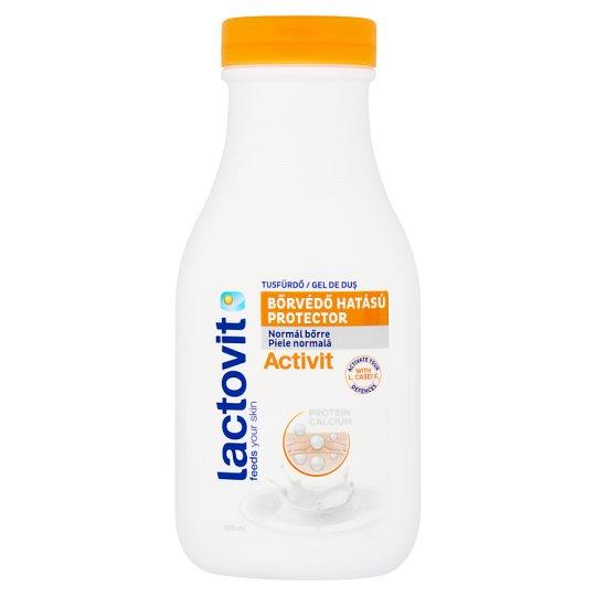 Lactovit Activit bőrvédő hatású tusfürdő 300 ml