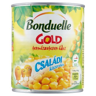 Bonduelle Gold Crumbled Sweet Corn 670 g