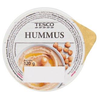Tesco hummus 120 g