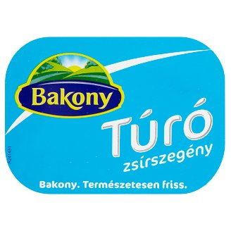 Bakony Low-Fat Cottage Cheese 225 g