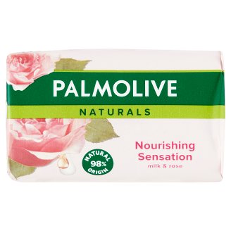 Palmolive Naturals Nourishing Sensation Soap with Milk & Rose Petals 90 g