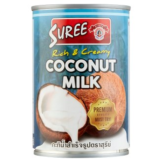 Suree Coconut Milk 400 ml
