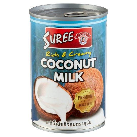 Suree Coconut Milk 400 ml