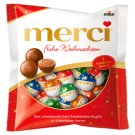 Merci Merry Christmas Filled and Unfilled Chocolate Balls 120 g