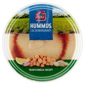 Fanan Hummus Unflavoured Chickpea Cream 250 g