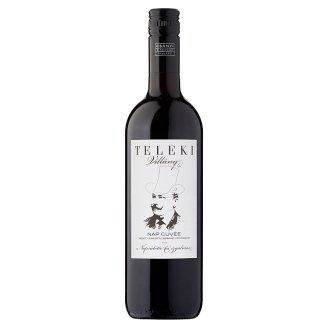 Csányi Pincészet Teleki Villányi Nap Cuvée száraz vörösbor 14% 75 cl
