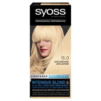 Syoss Color Hair Colorant Lighteners Ultra Lightener 13-0