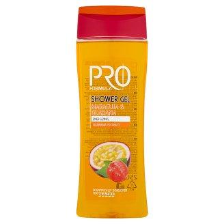 Tesco Pro Formula Maracuja & Guarana Shower Gel 250 ml